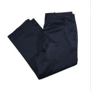 Jil Sander blue women's pants
